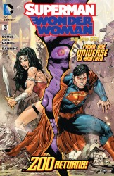 Download Superman - Wonder Woman #3