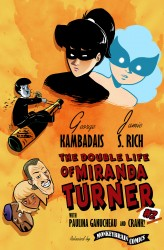 The Double Life of Miranda Turner #02