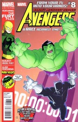 Marvel Universe - Avengers Earth's Mightiest Heroes #08