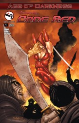 Grimm Fairy Tales Presents Code Red #01