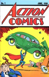 Action Comics (Volume 1) 1-904 series