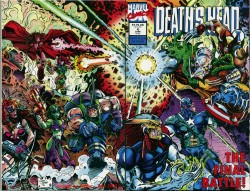 Death's Head II Vol.1 #01-04 Complete