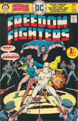 Freedom Fighters (Volume 1) 1-15 series