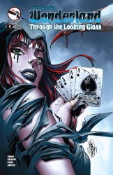 Grimm Fairy Tales Presents Wonderland Through The Looking Glass #04