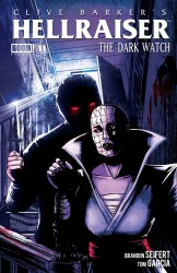 Clive Barker's Hellraiser - The Dark Watch #11