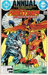 The Fury of Firestorm - The Nuclear Man Annual (1-4 series) Complete