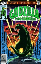 Free Godzilla - King of The Monster (Volume 1) 1-24 series