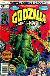 Godzilla - King of The Monster (Volume 1) 1-24 series
