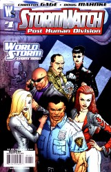 Stormwatch - P.H.D. (1-24 series) Complete