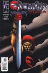 Thundercats - The Return (1-5 series) Complete