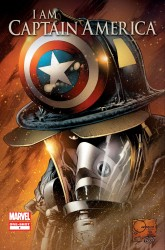 I Am Captain America #01