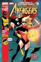 Marvel Universe - Avengers Earth's Mightiest Heroes #09
