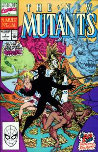 New Mutants Summer Special