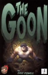 The Goon (Volume 2) 1-4 series + special