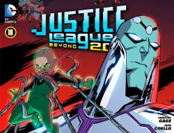 Justice League Beyond 2.0 #10