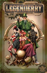 Legenderry A Steampunk Adventure #01
