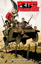 Peter Panzerfaust Vol.1 (TPB) - The Great Escape