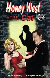 Honey West And T.H.E. Cat #02