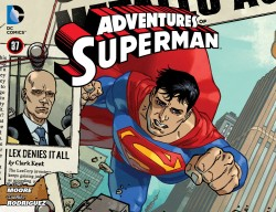 Adventures of Superman #37