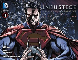 Injustice - Gods Among Us - Year Two #01