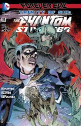 Trinity Of Sin - The Phantom Stranger #15