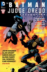 The Batman - Judge Dredd Collection (2000 Ad)