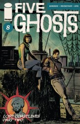 Five Ghosts #08