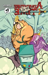 Adventure Time - The Flip Side #01
