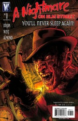 Nightmare On Elm Street (1-8 series + special) Complete