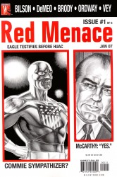 Red Menace (1-6 series) Complete