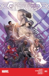 Cataclysm - Ultimate Comics Ultimates #03