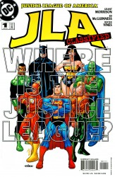 JLA - Classified (1-54 series) Complete
