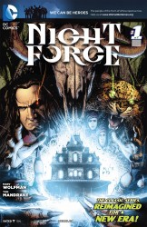 Night Force (Volume 3) 1-7 series