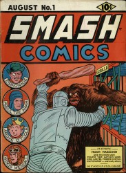 Smash Comics (Volume 1) 1-85 series