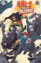 Spyboy / Young Justice (1-3 series) Complete