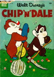 Chip 'n' Dale (Volume 1) 4-30 series