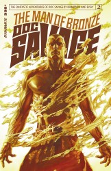 Doc Savage #02