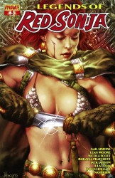 Legends Of Red Sonja #3