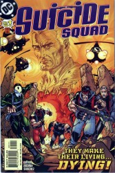 Suicide Squad (Volume 2) 1-12 series