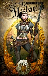 Lady Mechanika #00-03