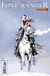 The Lone Ranger #21