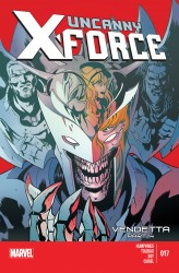 Uncanny X-Force #17