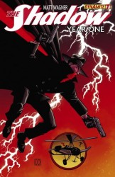 The Shadow - Year One #7