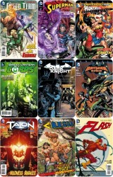 Collection DC - The New 52 (29.01.2014, week 4)