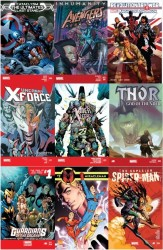 Collection Marvel (29.01.2014, week 4)