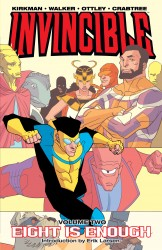 Invincible Vol.2 - Eight is Enough (TPB)