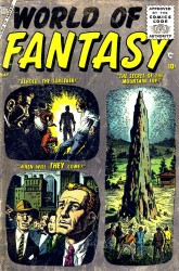 World of Fantasy #01-19 Complete
