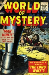 World of Mystery #01-07 Complete