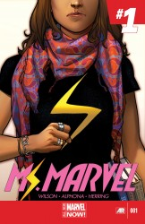 Ms. Marvel #01