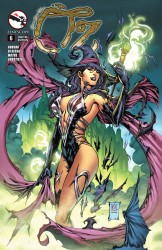 Grimm Fairy Tales Presents Oz #06